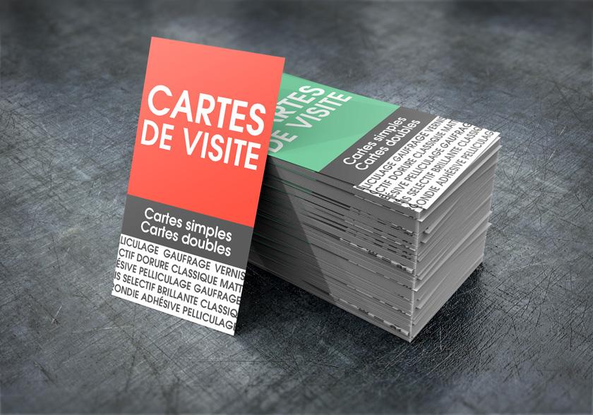 Carte De Visite Produits Qualit Nous Avons Slectionn Nos Prestataires Pour La Leurs Imprimeurs Professionnels Ceux Ci