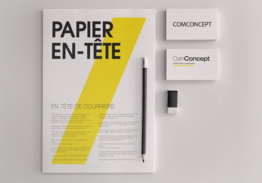 papier entête